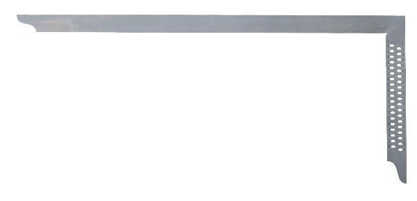 Hedü úhelník tesařský 1.000x380mm bez mm stupnice