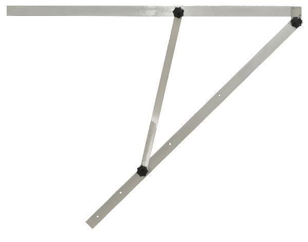 Hedue Velkorozměrový úhelník 150 cm