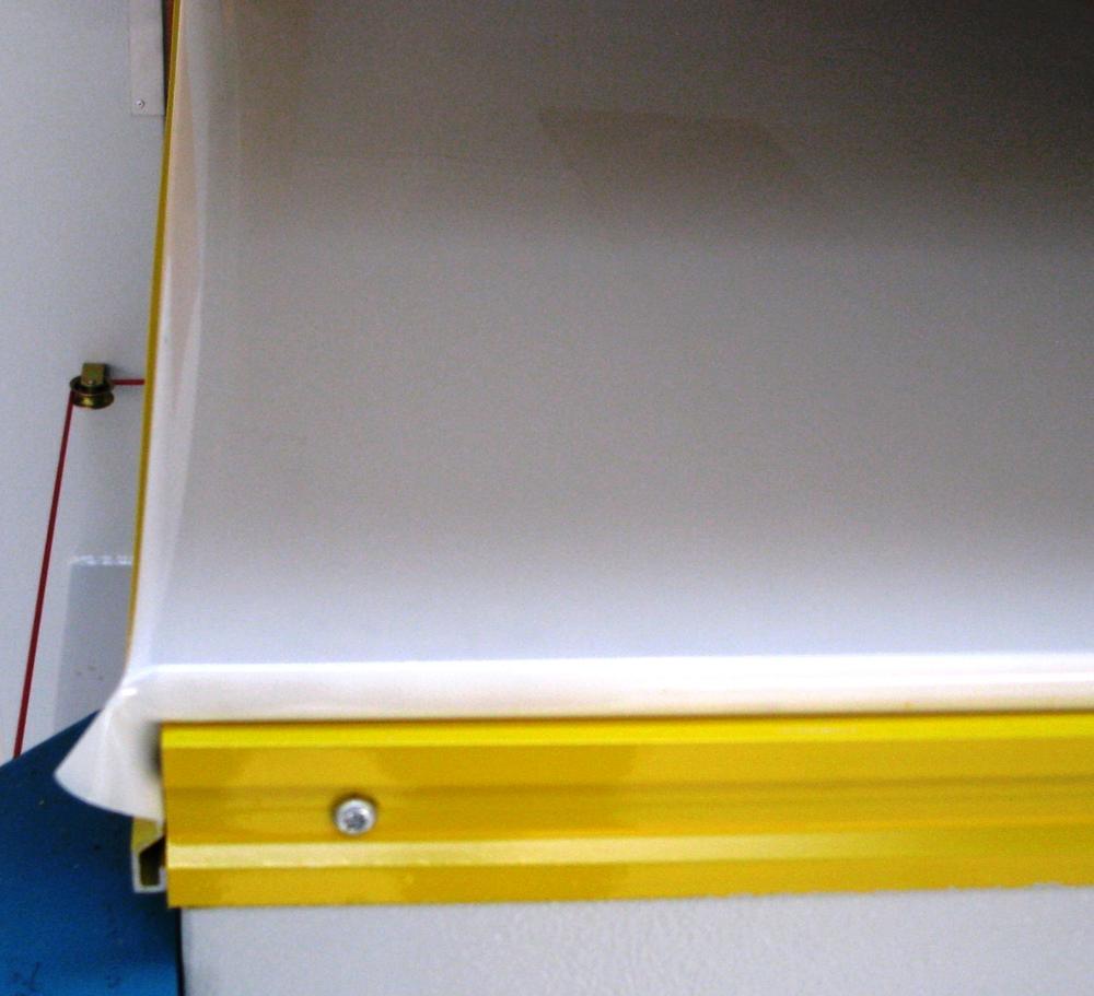 Lignos Folie polyesterová 1450mm MYLAR - pro dýhovací lisy