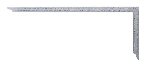 Hedü Tesařský úhelník 800 x 320 mm bez opisovacích otvorů