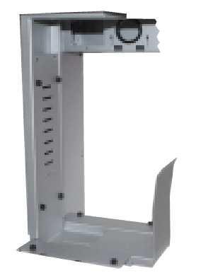 Alupres Držák PC pro stolovou konstrukci CHPN