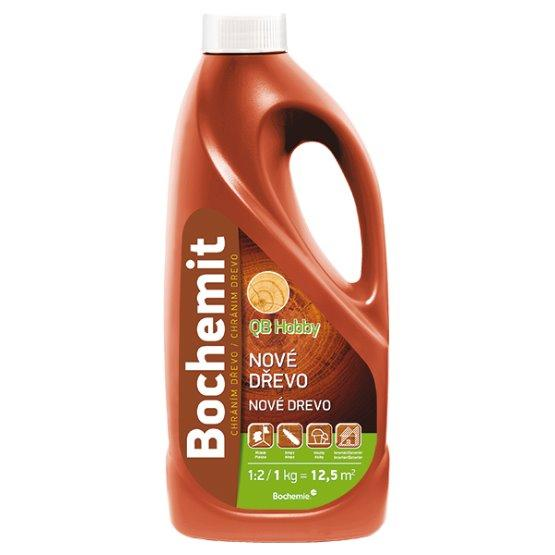 Bochemit Optimal hnědý 1kg impregnace