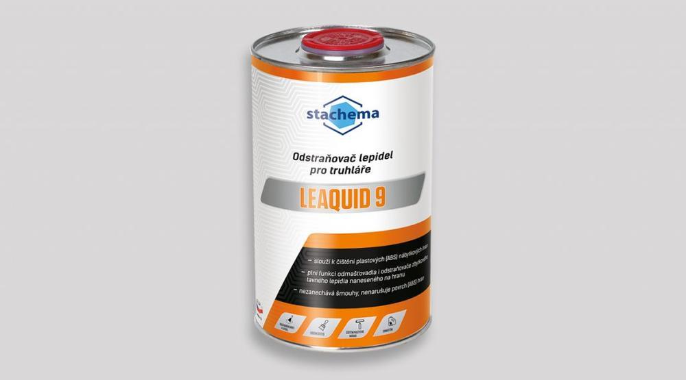 Stachema čistič na hrany leaquid 9 0,25l