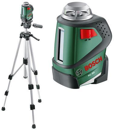 Bosch Měřič pll360 set