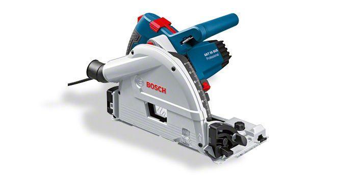 Bosch Ponorná pila GKT 55 GCE + ZDARMA vodící lišta 1600 mm!!!