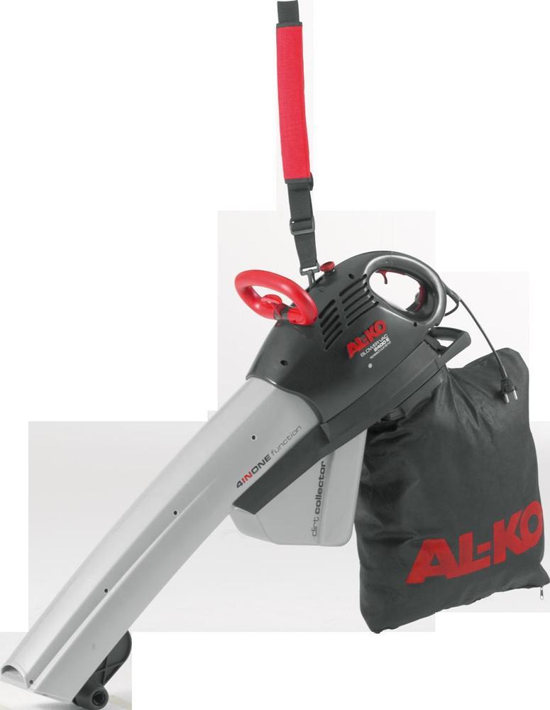 Alko Elektrický vysavač listí AL-KO Blower Vac 2400 E včetně Speedcontrol