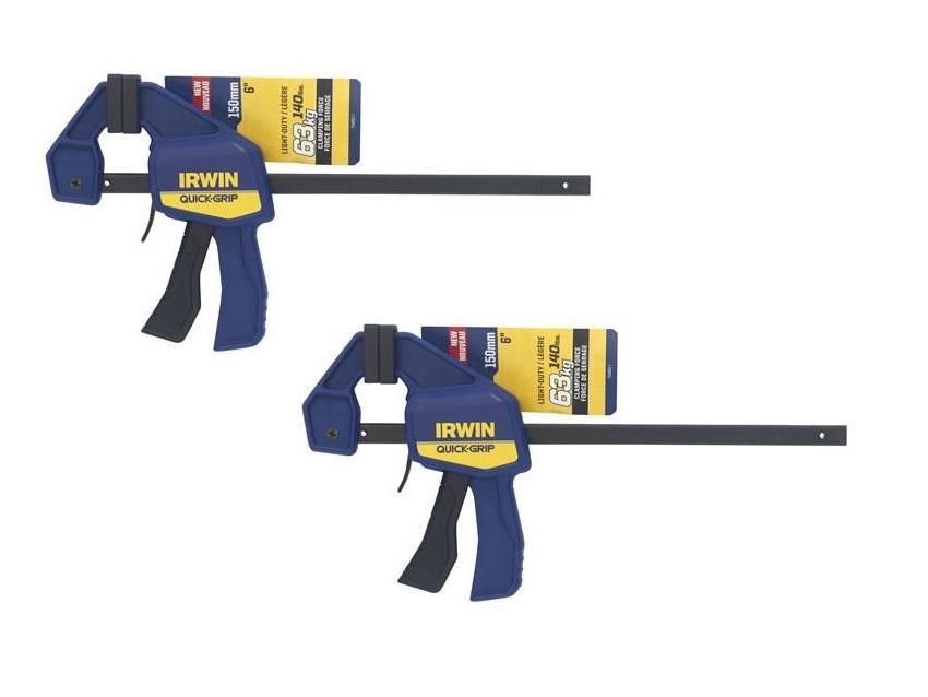 Irwin Svěrka Quick-Grip mini 150mm