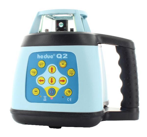 Hedü Laser rotační Q2