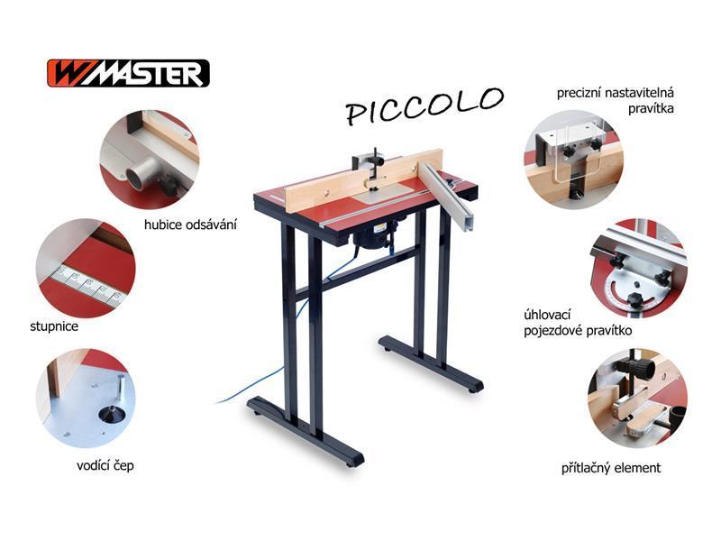 Opp Stolek pro frézku Piccolo