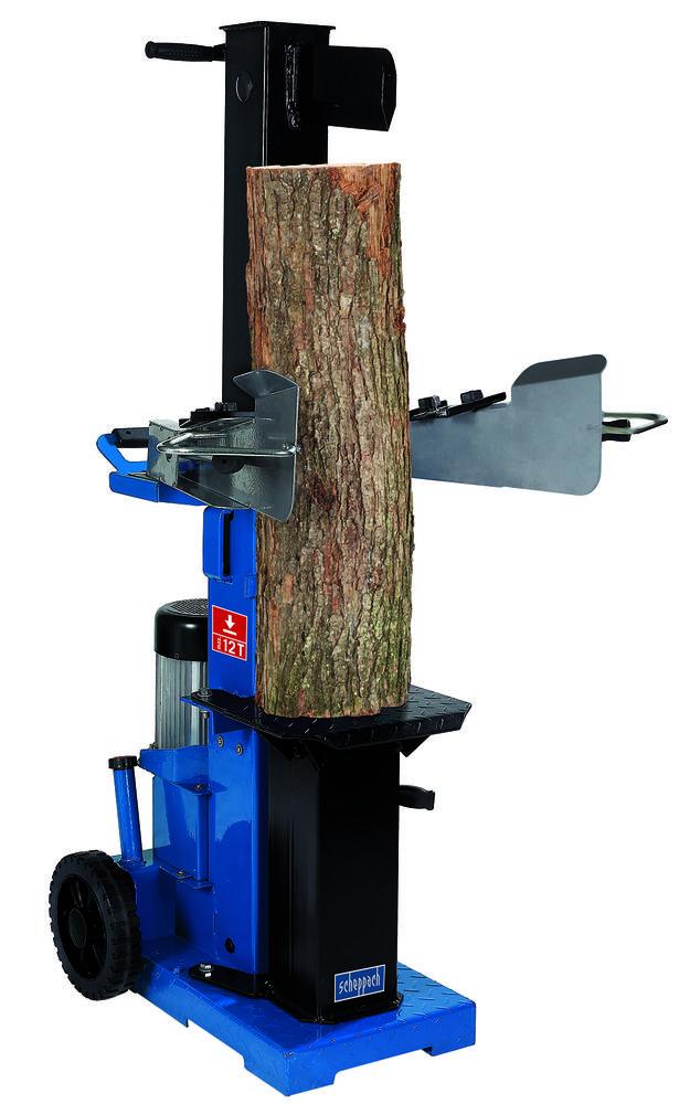 Scheppach Hydraulický štípač dřeva HL 1200s