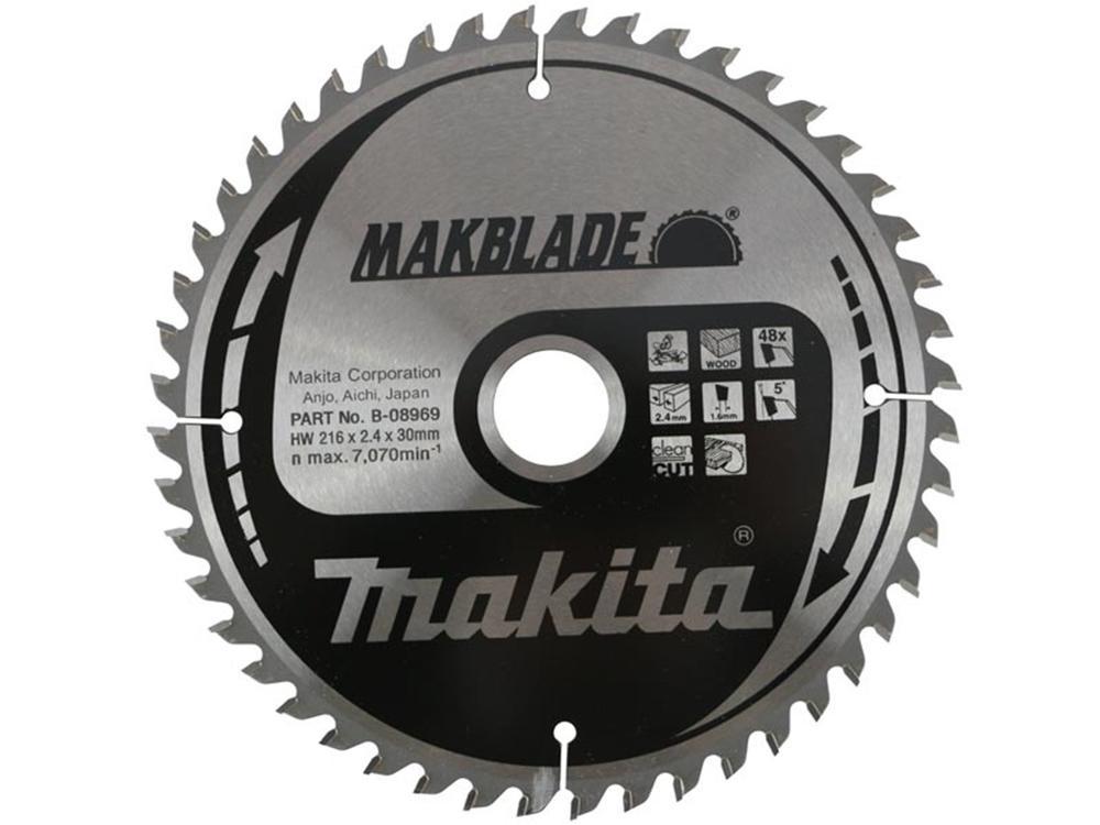 Makita Pilový kotouč 216x2,4x30 48z