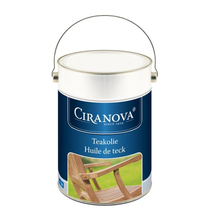 Ciranova Olej týkový, balení 5 lt