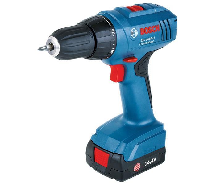 Bosch Aku vrtačka GSR 1440 LI 14,4V / 1,5Ah