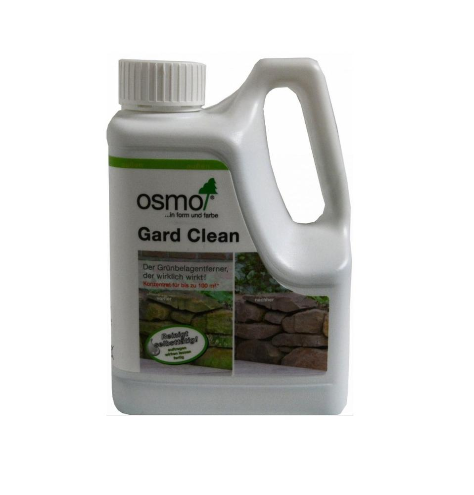 Osmo Gard Clean 6606 - odstraňovač zeleného povlaku 1l