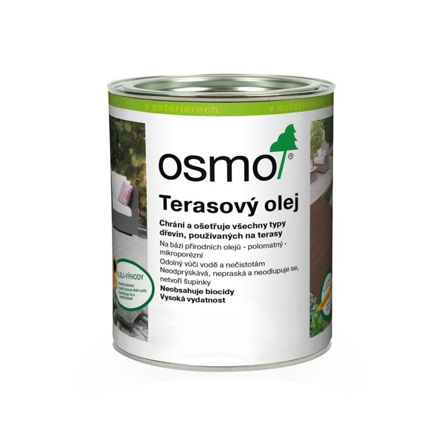 Osmo Speciální oleje na dřevo - exotické dřeviny 0,75l, týk 007