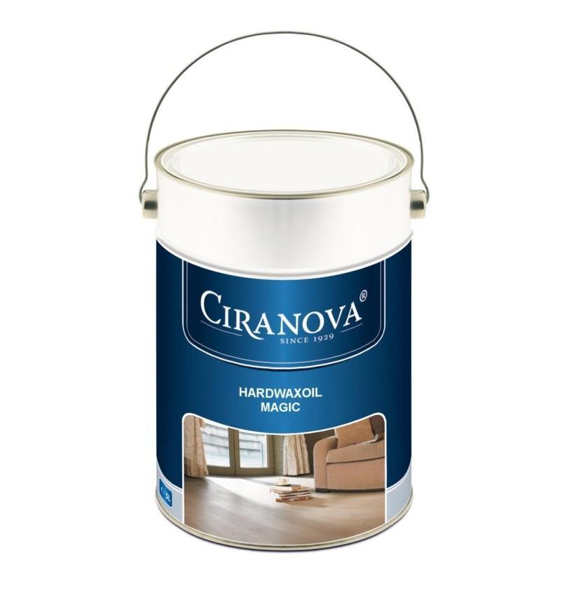 Ciranova Tvrdý voskový olej Magic bezbarvý 1L