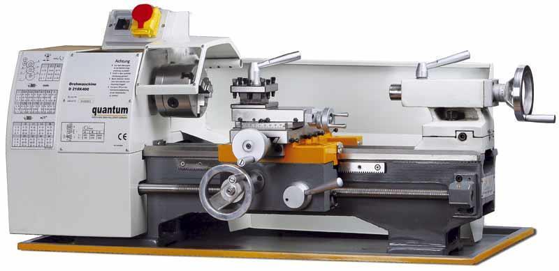 Bow Stolní soustruh D 210 × 400