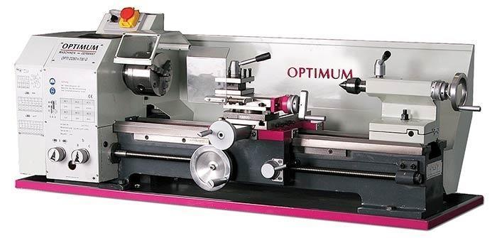 Optimum Stolní soustruh opti d 280 x 700 g (400 v)