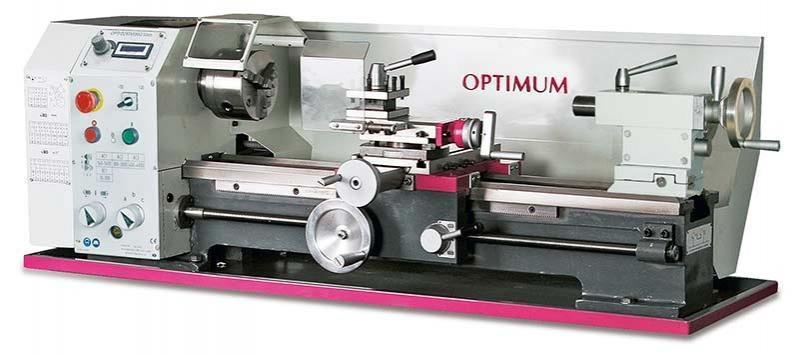 Optimum Stolní soustruh opti d 280 x 700 g dc vario (230 v)