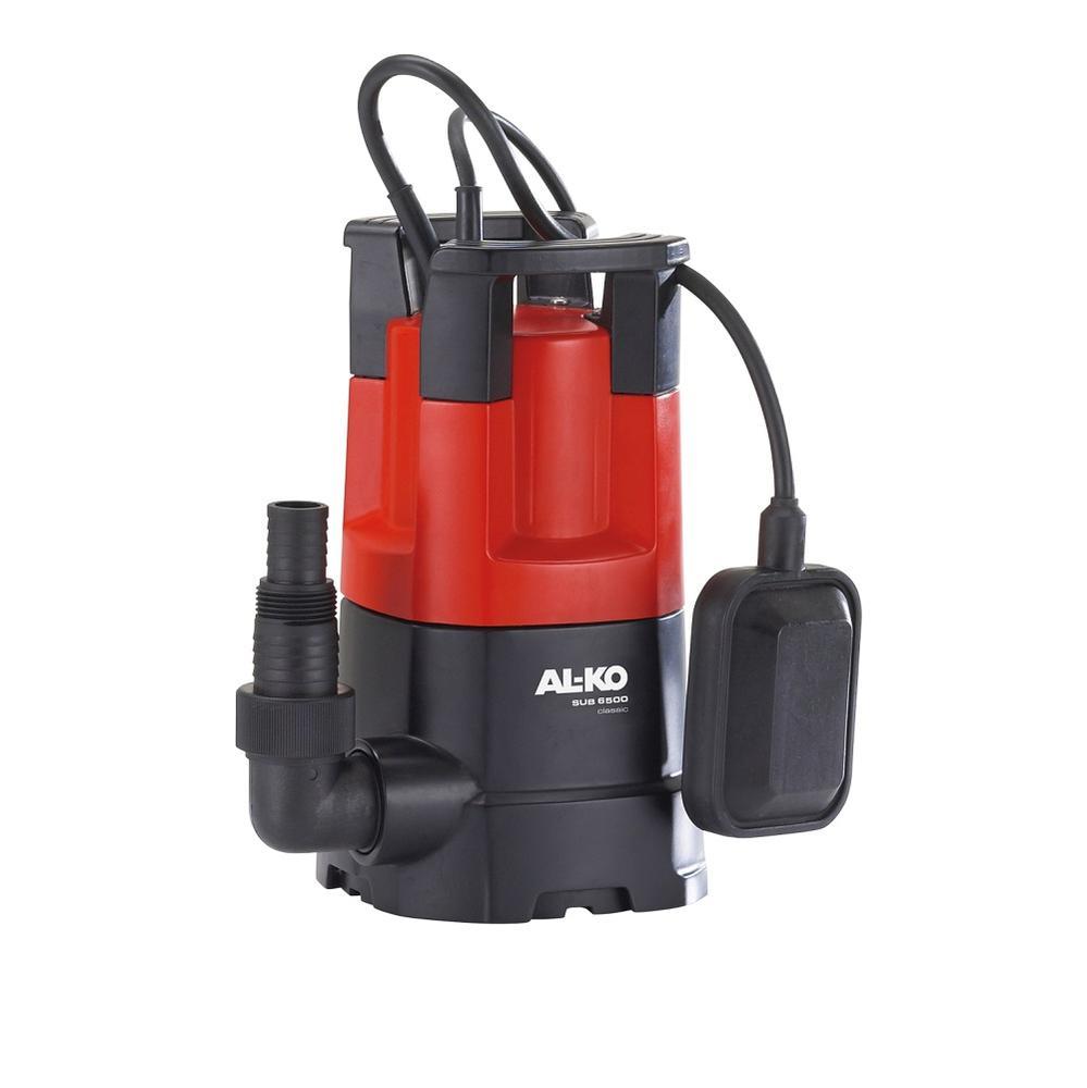 Alko Ponorné čerpadlo na čistou vodu AL-KO SUB 6500 Classic