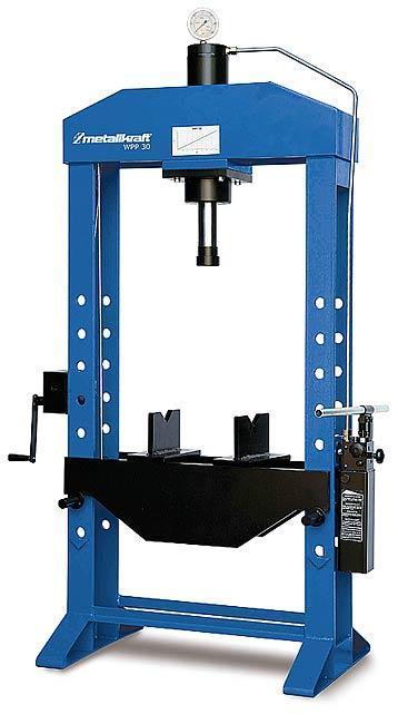 Metallkraft Ruční hydraulický lis wpp 30