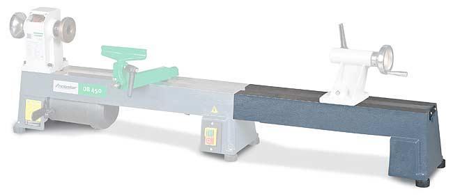 Bow Prodloužení lože na 1000 mm pro DB 450