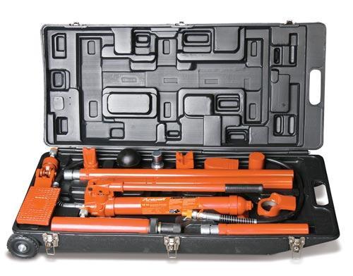 Bow Hydraulická sada na rovnání karosérií HKRS 1000