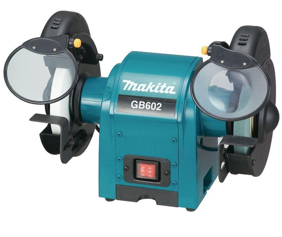 Makita Dvoukotoučová bruska GB602