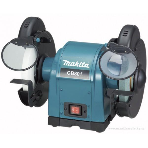 Makita Dvoukotoučová bruska 205 mm GB801