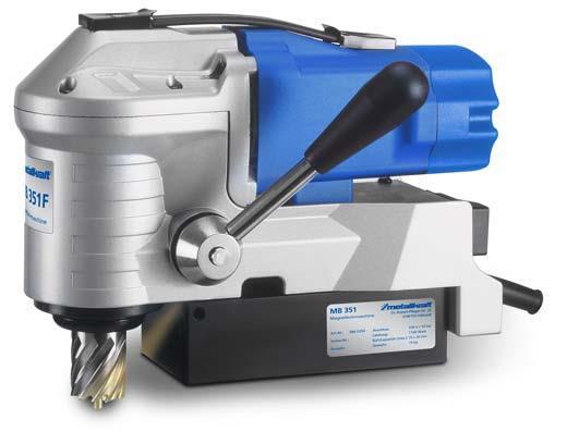 Metallkraft Magnetická vrtačka mb 351 f