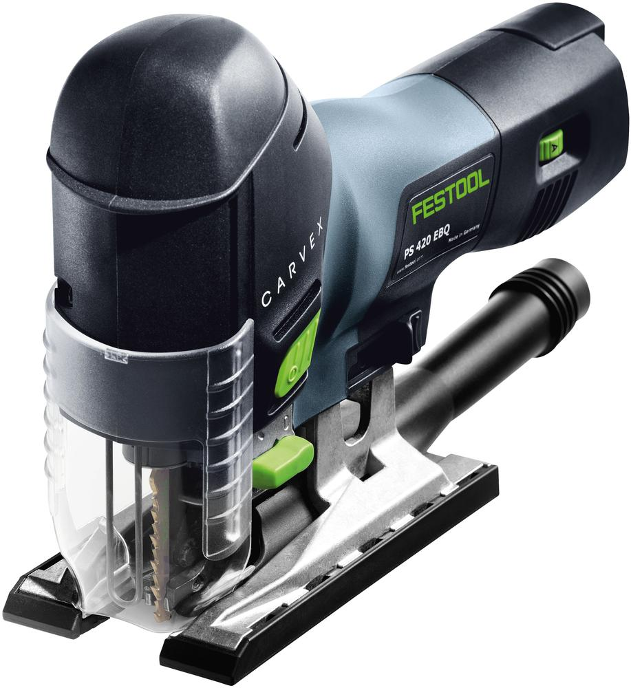 Festool Přímočará pila CARVEX PS 420 EBQ-Set