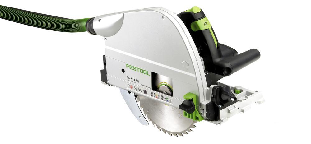 Festool Ponorná pila TS 75 EBQ-Plus