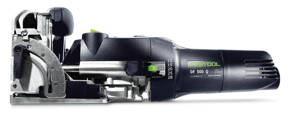 Festool Frézka na kolíkové otvory DF 500 Q-Plus