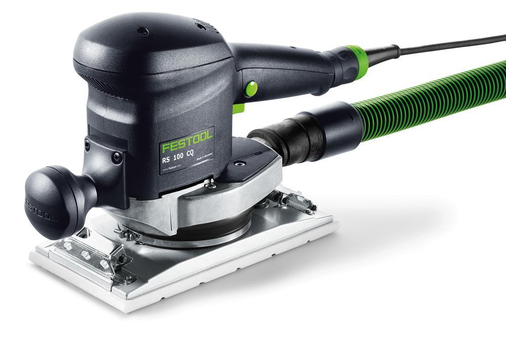 Festool Vibrační bruska RUTSCHER RS 100 CQ-Plus