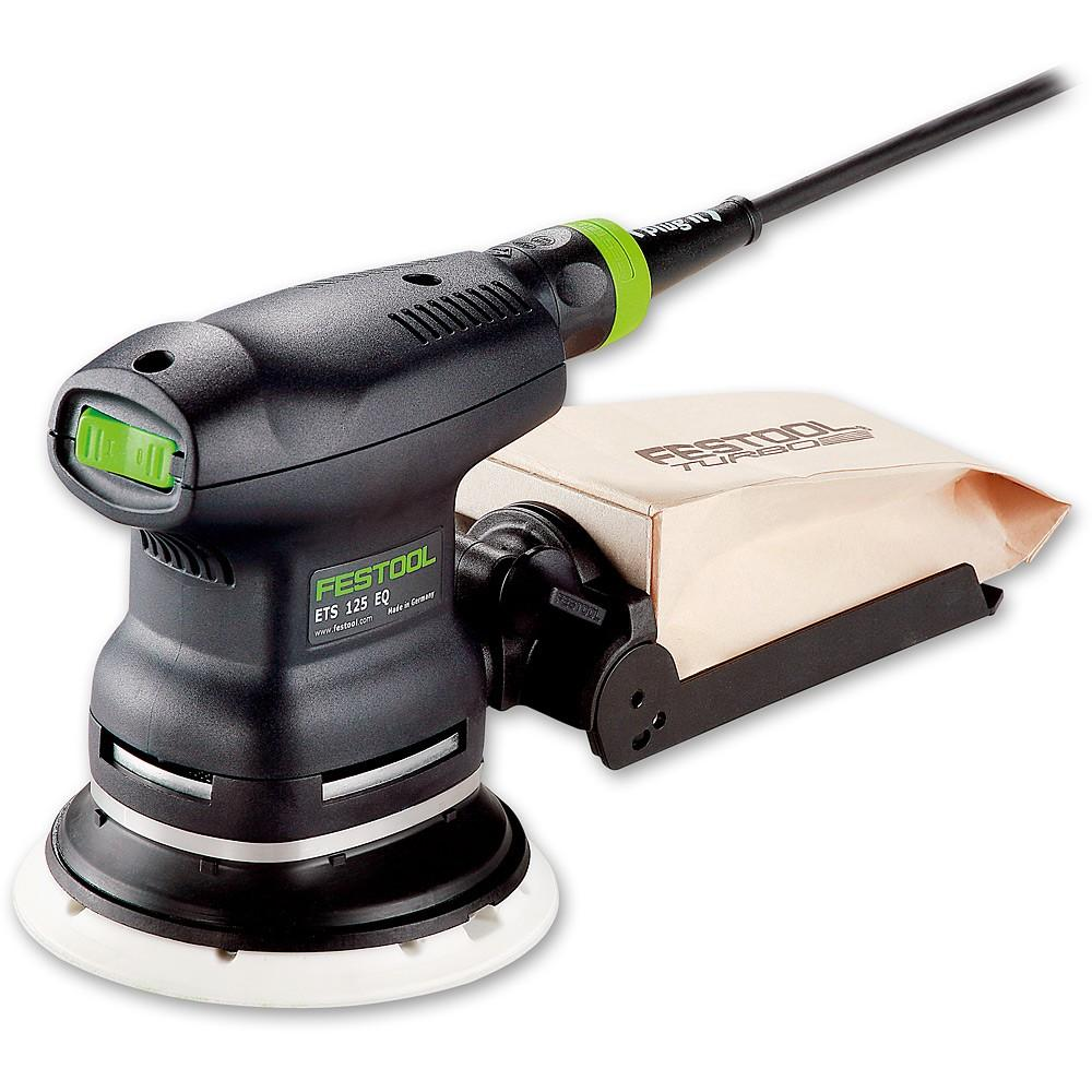 Festool Excentrická bruska ETS 125 EQ-Plus