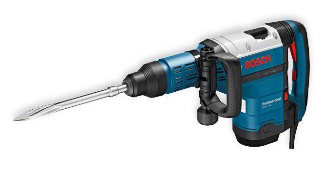 Bosch Sekací kladivo GSH 7 VC Professional s SDS-Max + příslušenství