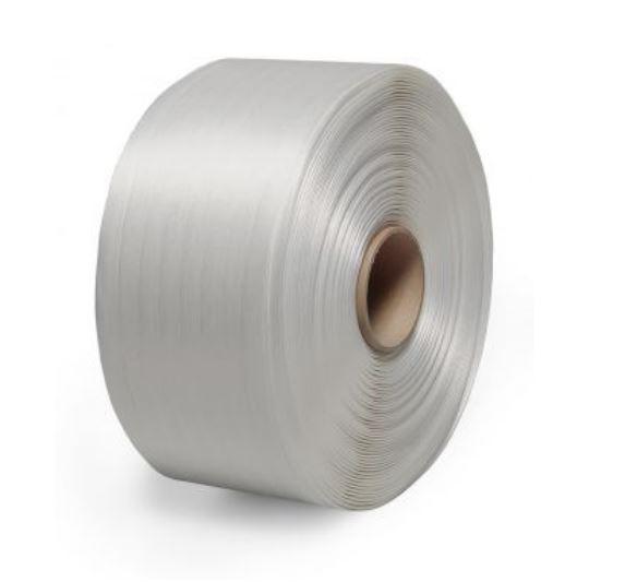 Feifer Balící páska pes 19mm/600m bílá - lepená