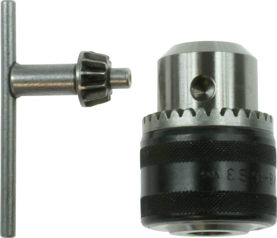 Narex Zubové sklíčidlo s kličkou CC 10-1/2