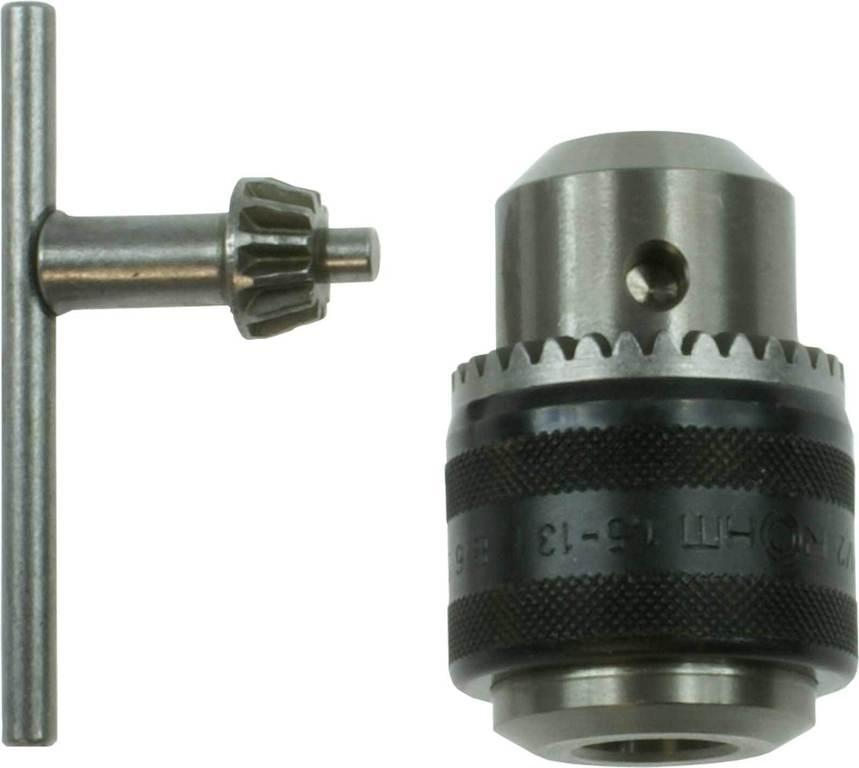Narex Zubové sklíčidlo s kličkou CC 16-B 16