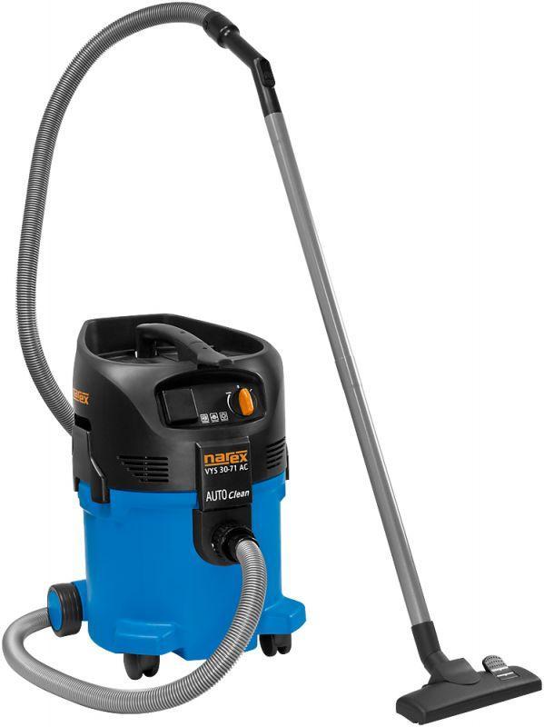 Narex VYS 30-71 AC - Výkonný a efektivní vysavač s automatickým čištěním filtrů