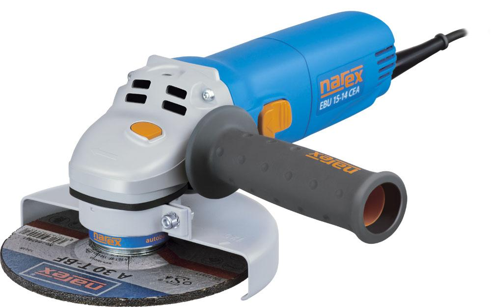 Narex Silná úhlová bruska s regulací otáček EBU 15-14 CEA 150mm