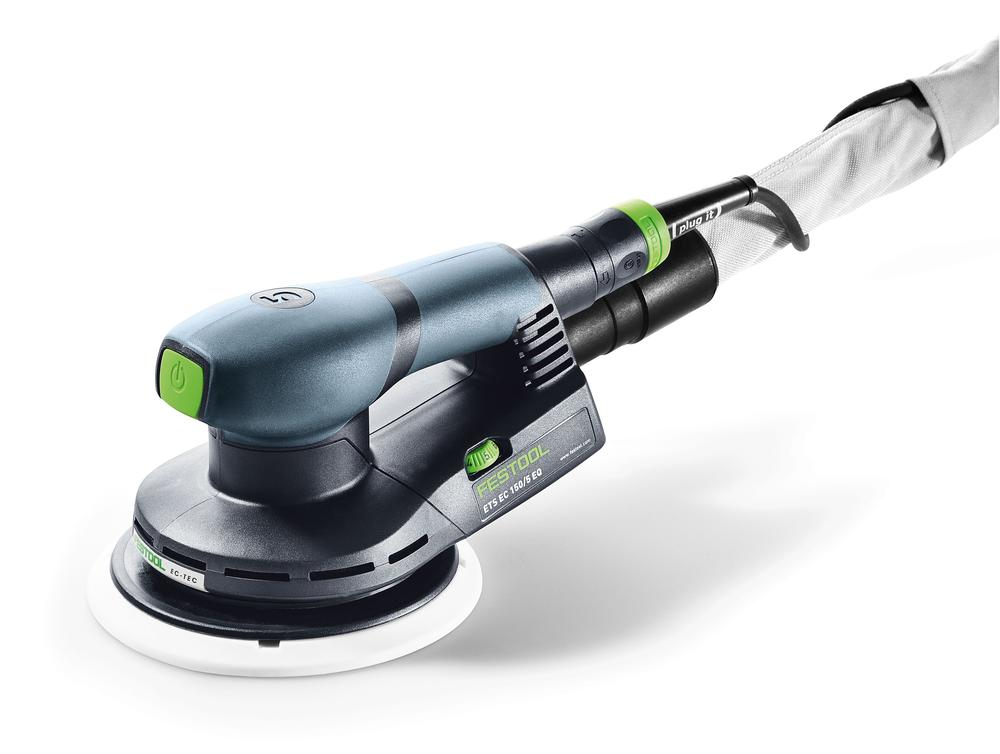 Festool Excentrická bruska ETS EC 150/5 EQ-Plus-GQ