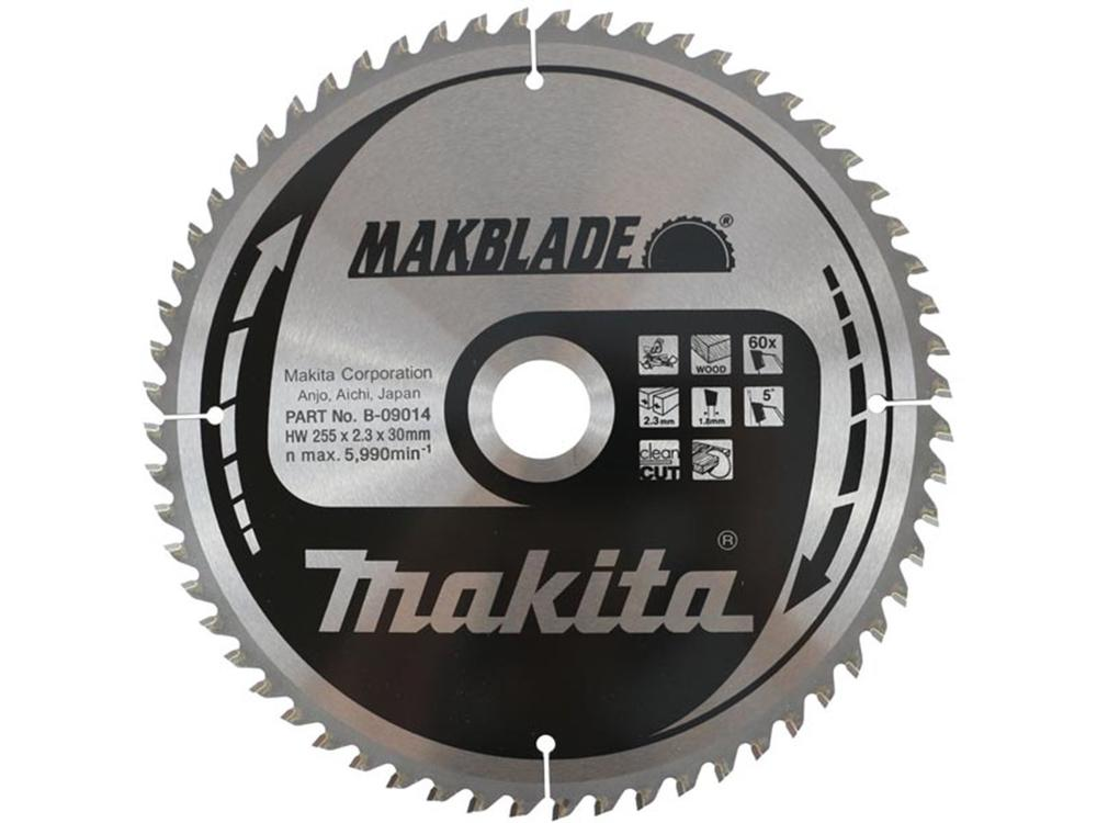 Makita Pilový kotouč 255x30 60 z=oldb-10338