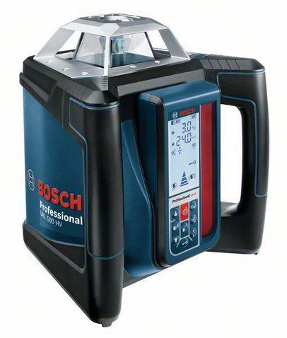 Bosch Rotační laser GRL 500 HV + LR 50 Professional