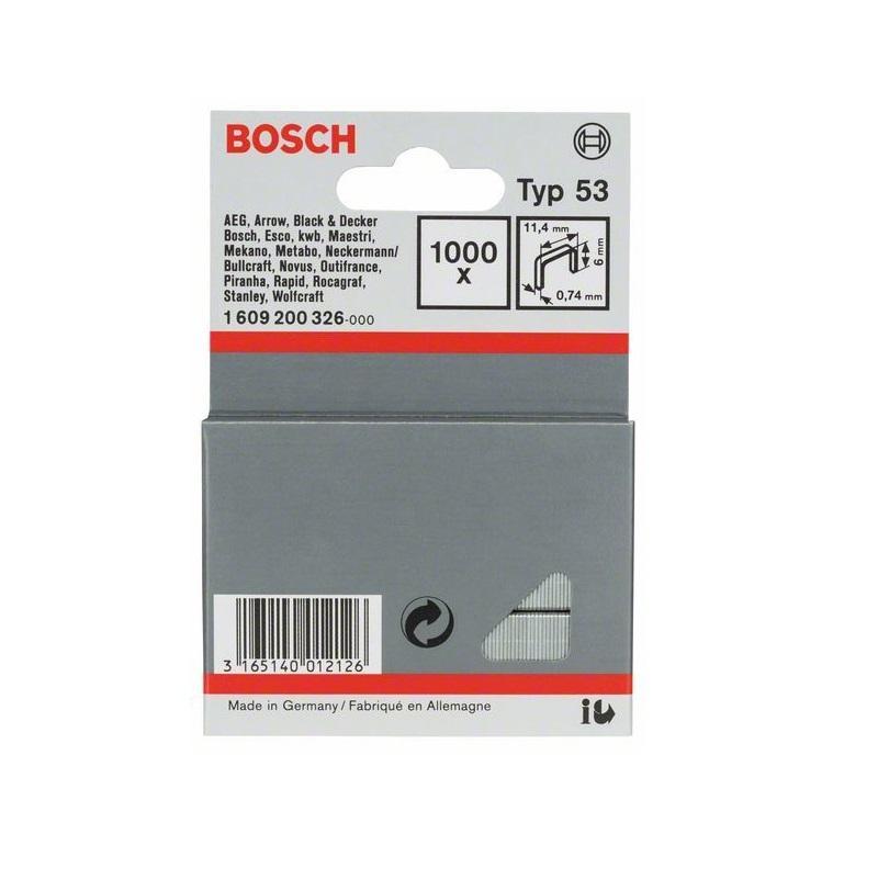 Bosch Sponky 6/11.4 1000ks typ 53