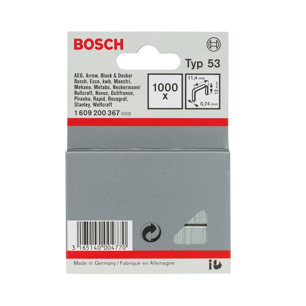 Bosch Sponky 12/11.4 1000ks typ 53