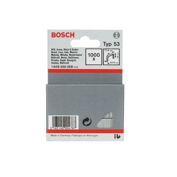 Bosch Sponky 14/11.4 1000ks typ 53