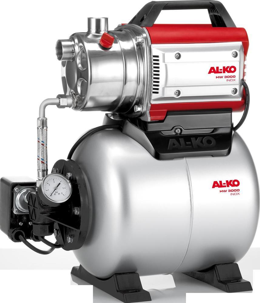 Alko Hw 3000 inox classic
