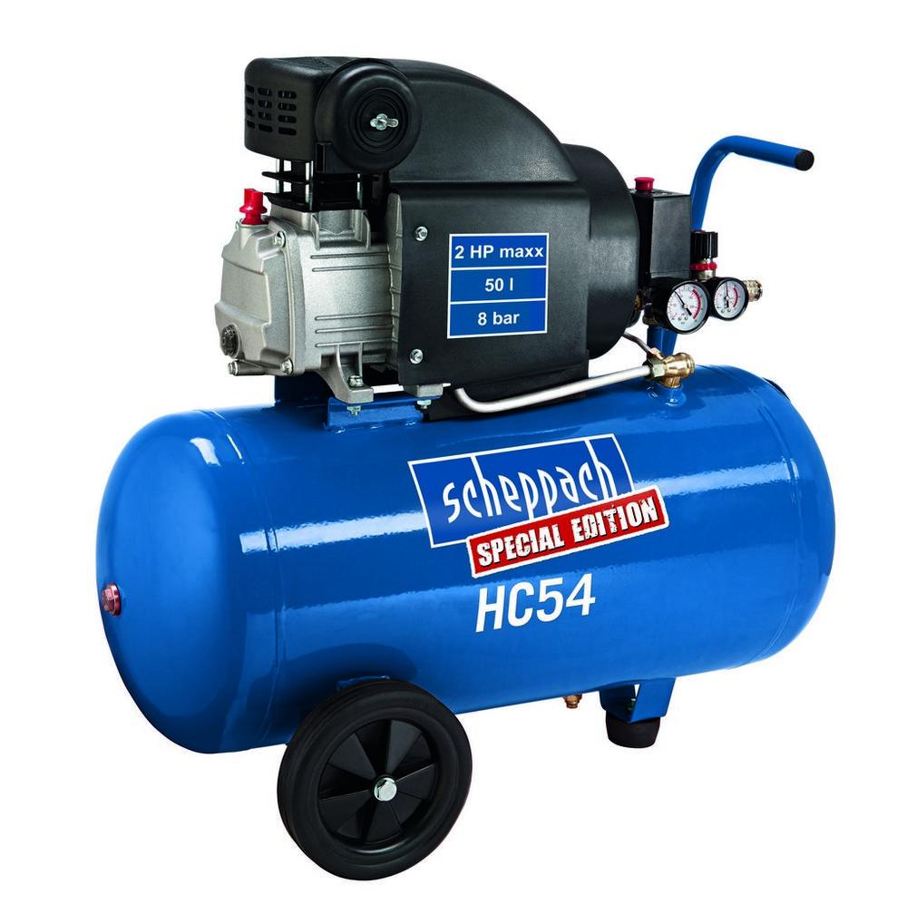 Scheppach Kompresor olejový HC 54