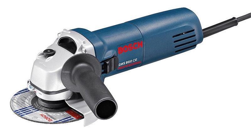Bosch Úhlová bruska GWS 850 CE 125mm